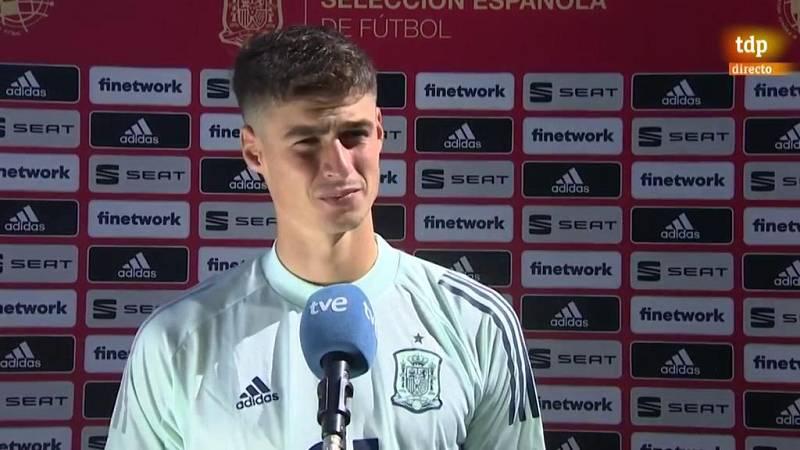 """Kepa Arrizabalaga: """"No esoy viviendo la situacón soñada pero me siento fuerte"""""""
