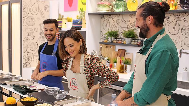 Cocina al punto con Peña y Tamara - Arroz con lechazo - ver ahora