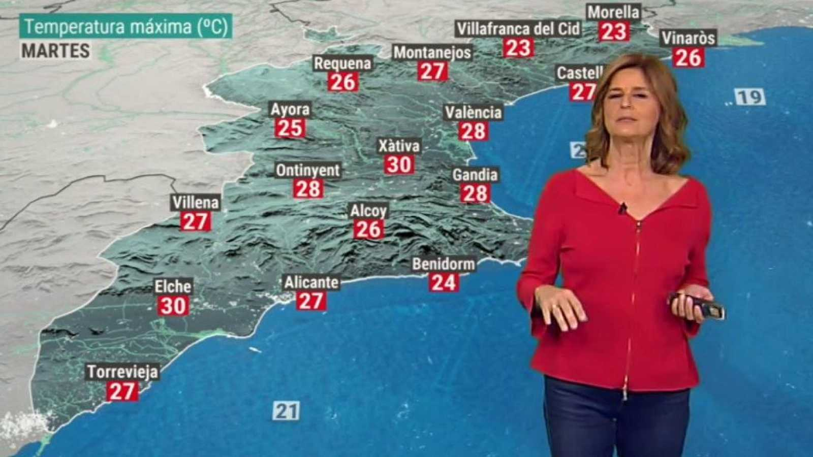 El tiempo en la Comunidad Valenciana - 06/10/20 - ver ahora