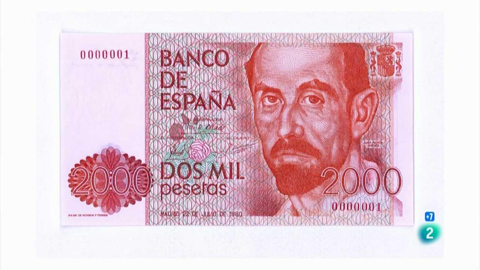 Imprescindibles - Cruz Novillo diseñó los billetes de pesetas