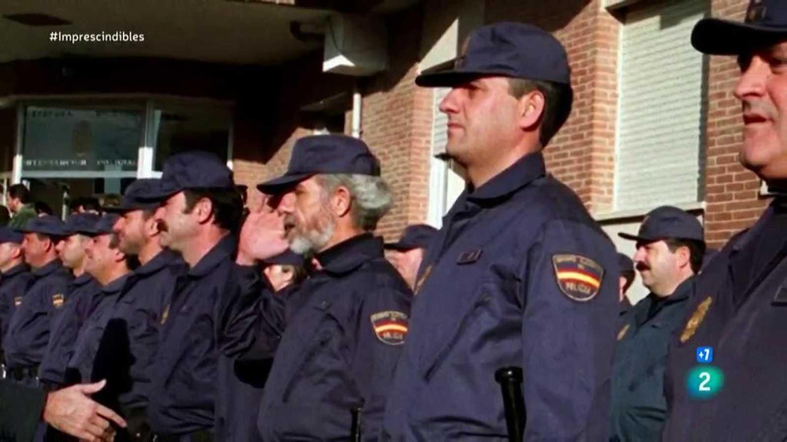 Imprescindibles - Cruz Novillo cambió a azul el uniforme de la Policia