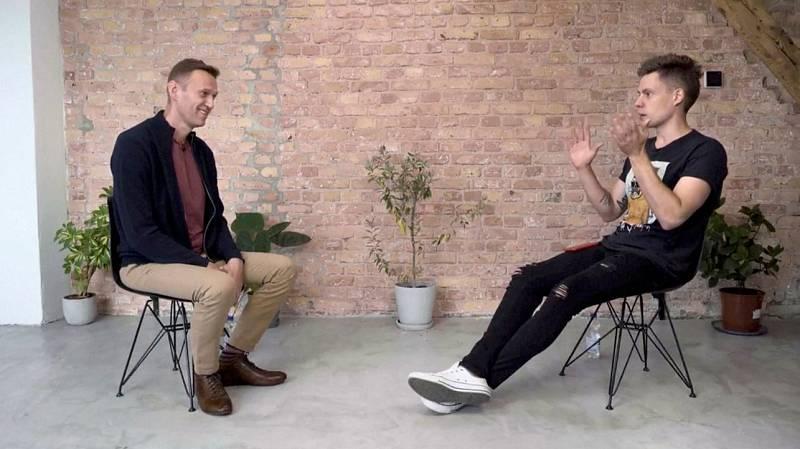 Alexei Navalny, lider opositor ruso envenenado en agosto