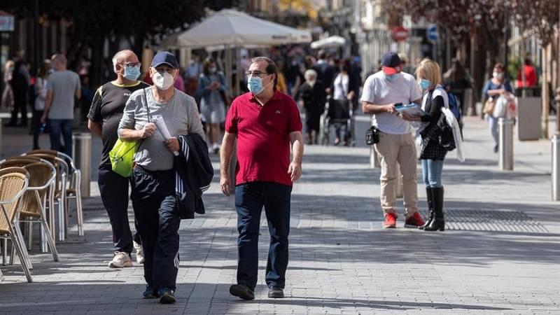 """Escudero, sobre las medidas para combatir la COVID-19 en Madrid: """"La Comunidad tiene un plan y este plan funciona"""""""