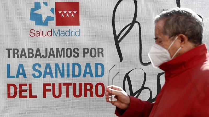 La Comunidad de Madrid pide al Gobierno que suspenda la orden de restricciones
