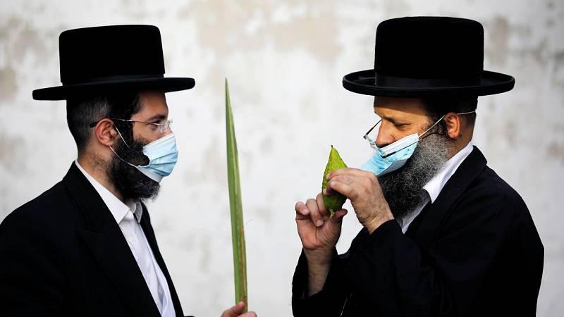 La comunidad ultraortodoxa en Israel, foco de contagios por incumplir las restricciones