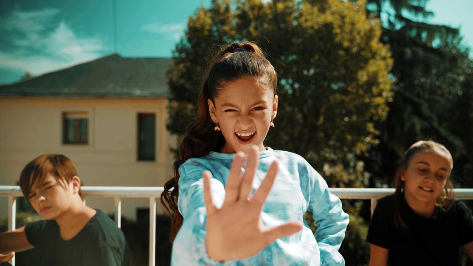"""Videoclip de """"Palante"""",el tema de Soleá en Eurovisión Junior"""