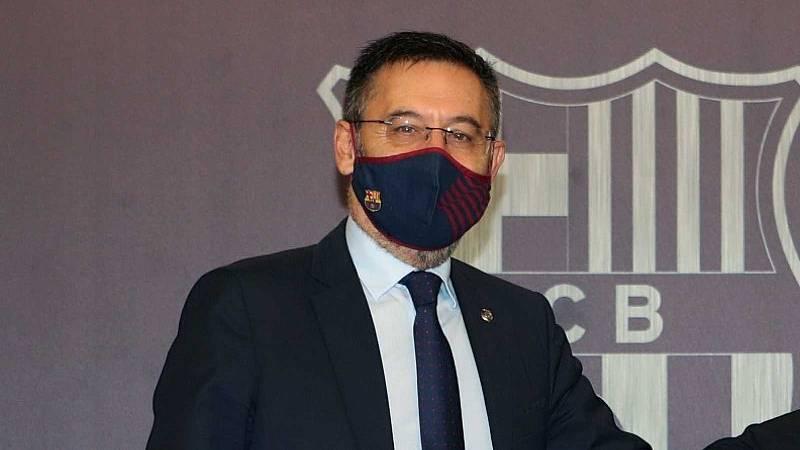 Satisfacción entre los impulsores de la moción de censura a la Junta de Bartomeu en el FC Barcelona