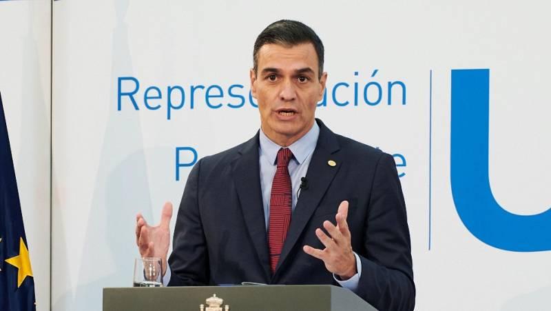 Sánchez anuncia la creación de más de 800.000 empleos a través de Plan de Recuperación