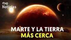 Marte no volverá a aproximarse tanto a la Tierra hasta dentro de 15 años