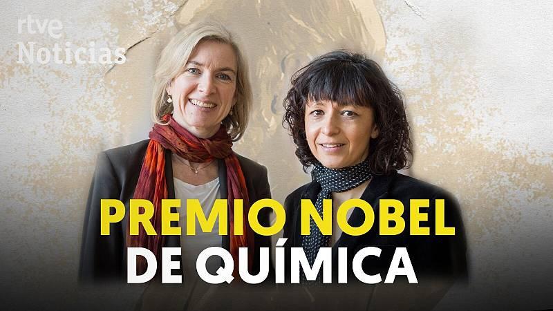 La edición del genoma otorga el Nobel de Química 2020 a Emmanuelle Charpentier y Jennifer Doudna