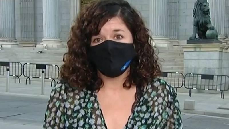 """Sofía Castañón (Podemos), sobre el caso Dina: """"El juez lo intenta una vez tras otra, está insistiendo en una quimera"""""""