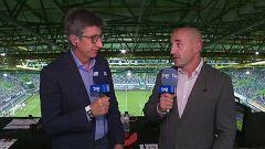 Fútbol - Amistoso Selección absoluta. Programa previo: Portugal - España