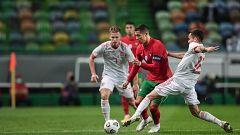 Fútbol - UEFA Amistoso Selección absoluta: Portugal - España