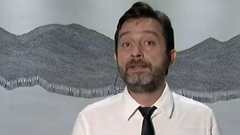"""Rafa Mayoral (Podemos), sobre el caso Dina: """"Casualidades de la vida, tal día como hoy, nos hemos encontrado con una locura"""""""