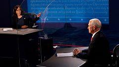 Especial informativo - Debate vicepresidencial EE.UU entre Mike Pence y Kamala Harris
