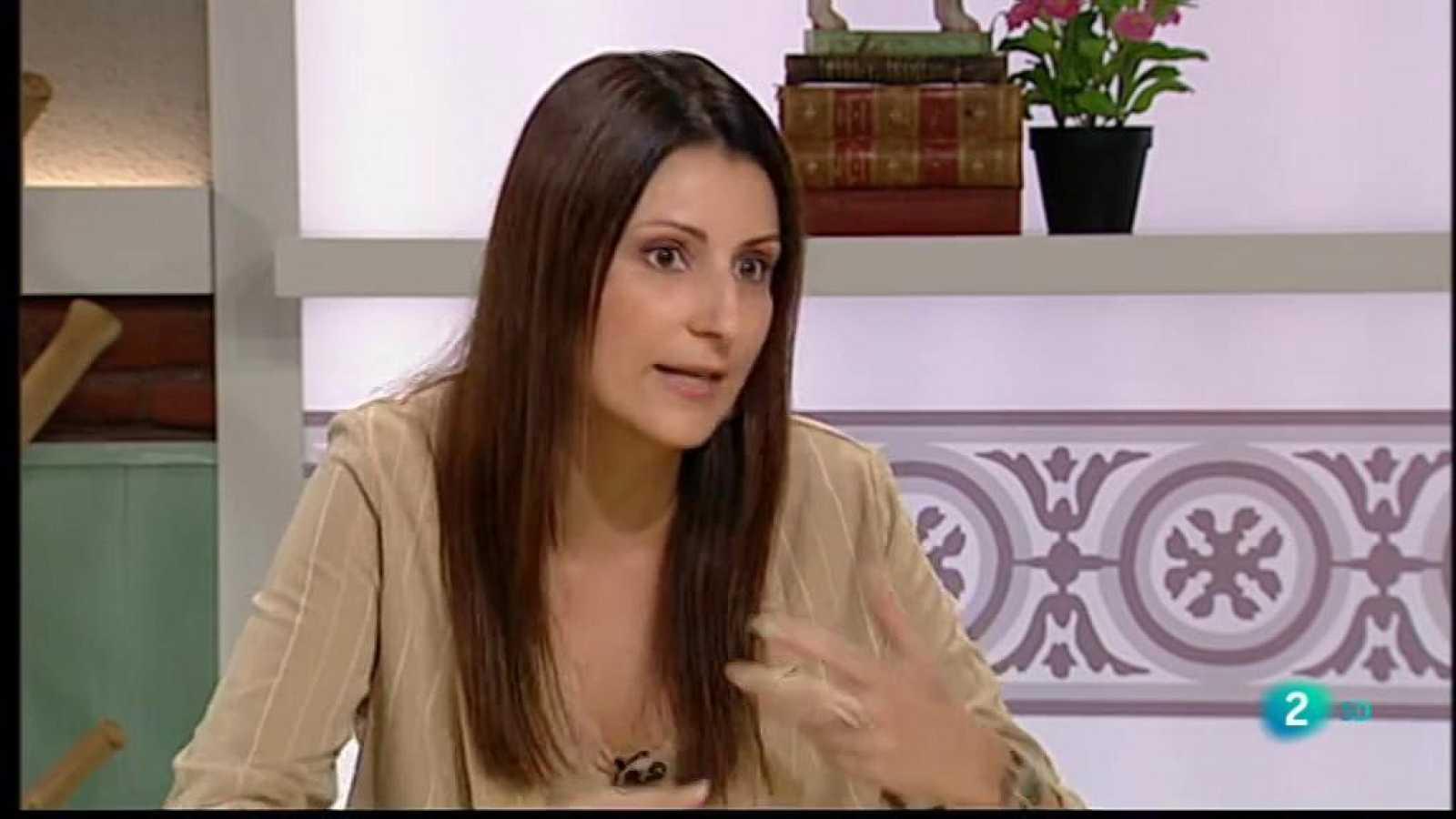 Cafè d'idees - Entrevista a Lorena Roldán