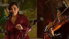 Zona Extra - Silvia Pérez Cruz en el Museo Thyssen canta 'Fatherless' - 08/10/20