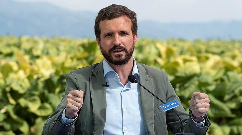 Casado critica a Illa por arremeter contra Madrid