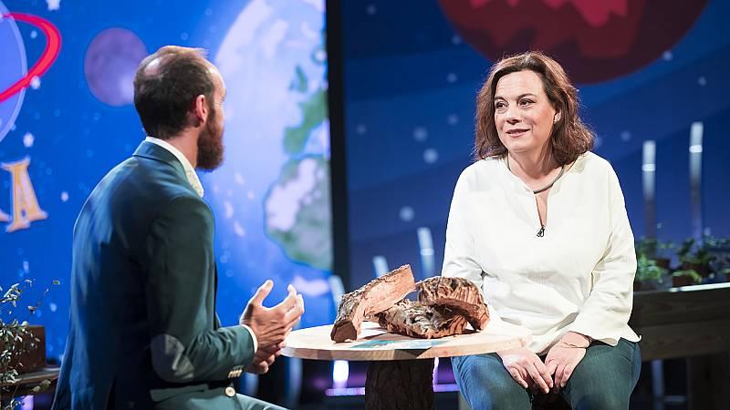 Órbita Laika - Entrevistas - Laura Navarro