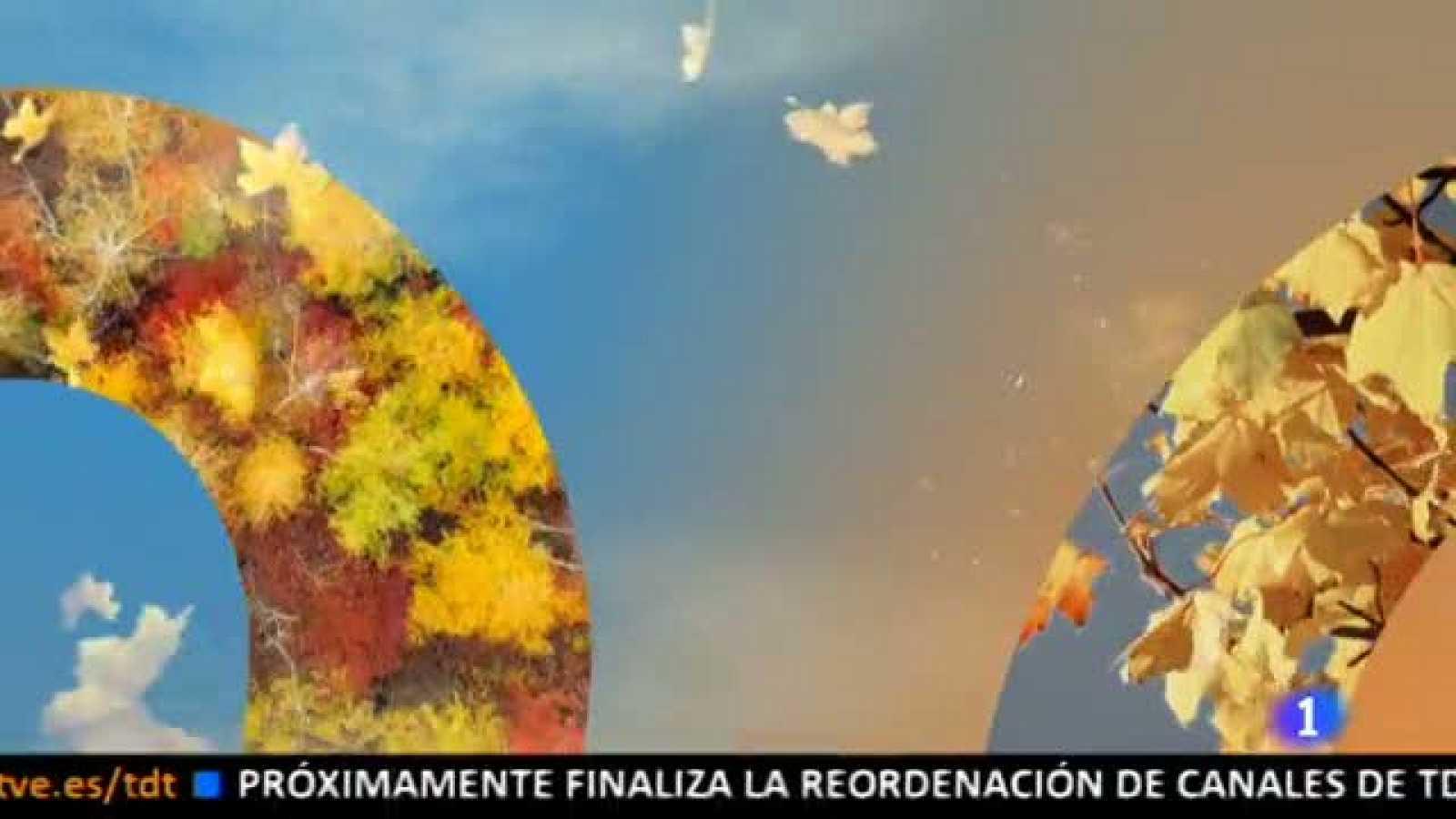 El tiempo en Castilla y León - 08/10/20