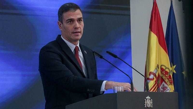 Sánchez anuncia que analizarán la sentencia en el grupo Covid