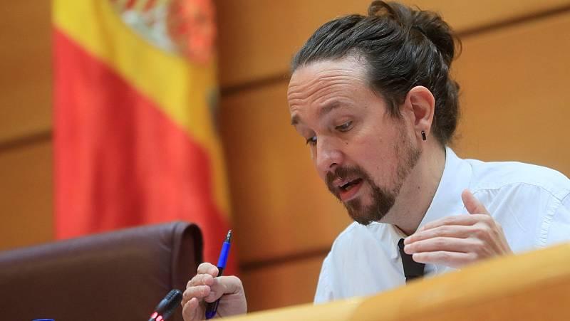 """Sánchez no valora las decisiones judiciales pero da """"todo su apoyo"""" a Iglesias"""