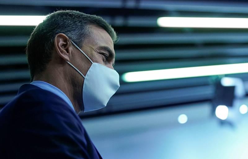Sánchez no descarta el estado de alarma en Madrid