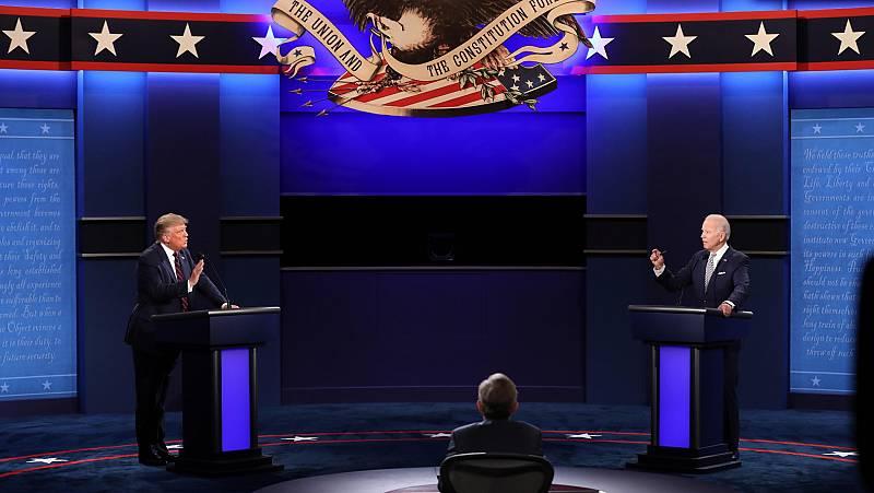 Trump se niega a participar en el debate con Biden si se hace de forma virtual