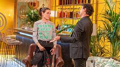 MasterChef Celebrity 5 - Entrevista a Raquel Sánchez Silva, cuarta expulsada