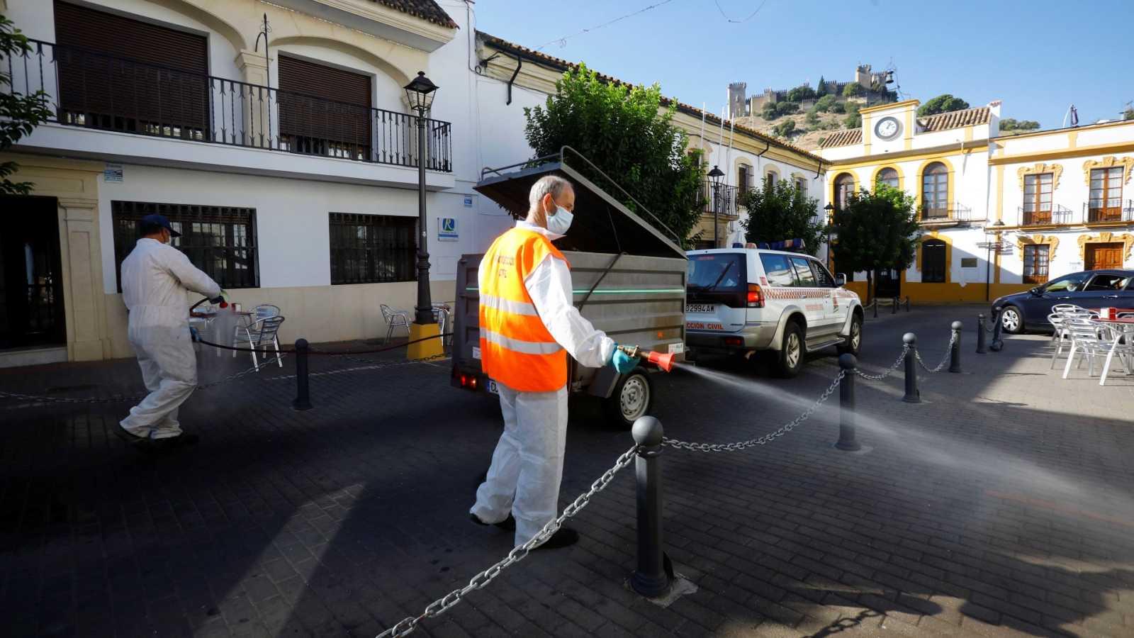 Simón apunta al inicio de la estabilización de la pandemia en España