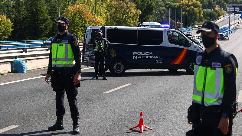 """Simón: """"Salir de Madrid, con una incidencia muy alta, implica riesgos"""""""