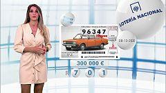 Lotería Nacional + La Primitiva + Bonoloto - 08/10/20