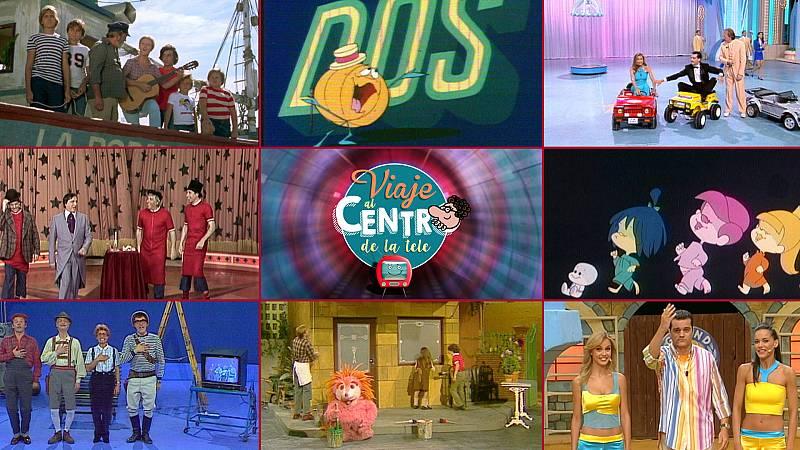 Viaje al centro de la tele - Las canciones de la tele - ver ahora