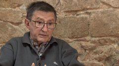 Arxiu TVE Catalunya - Francesc Betriu a L'Informatiu - Brut sencer de l'entrevista