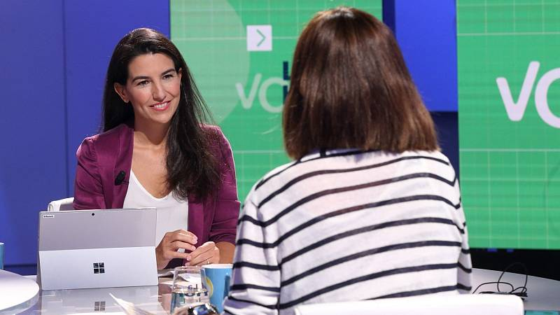 Entrevista íntegra a Rocío Monasterio (Vox)