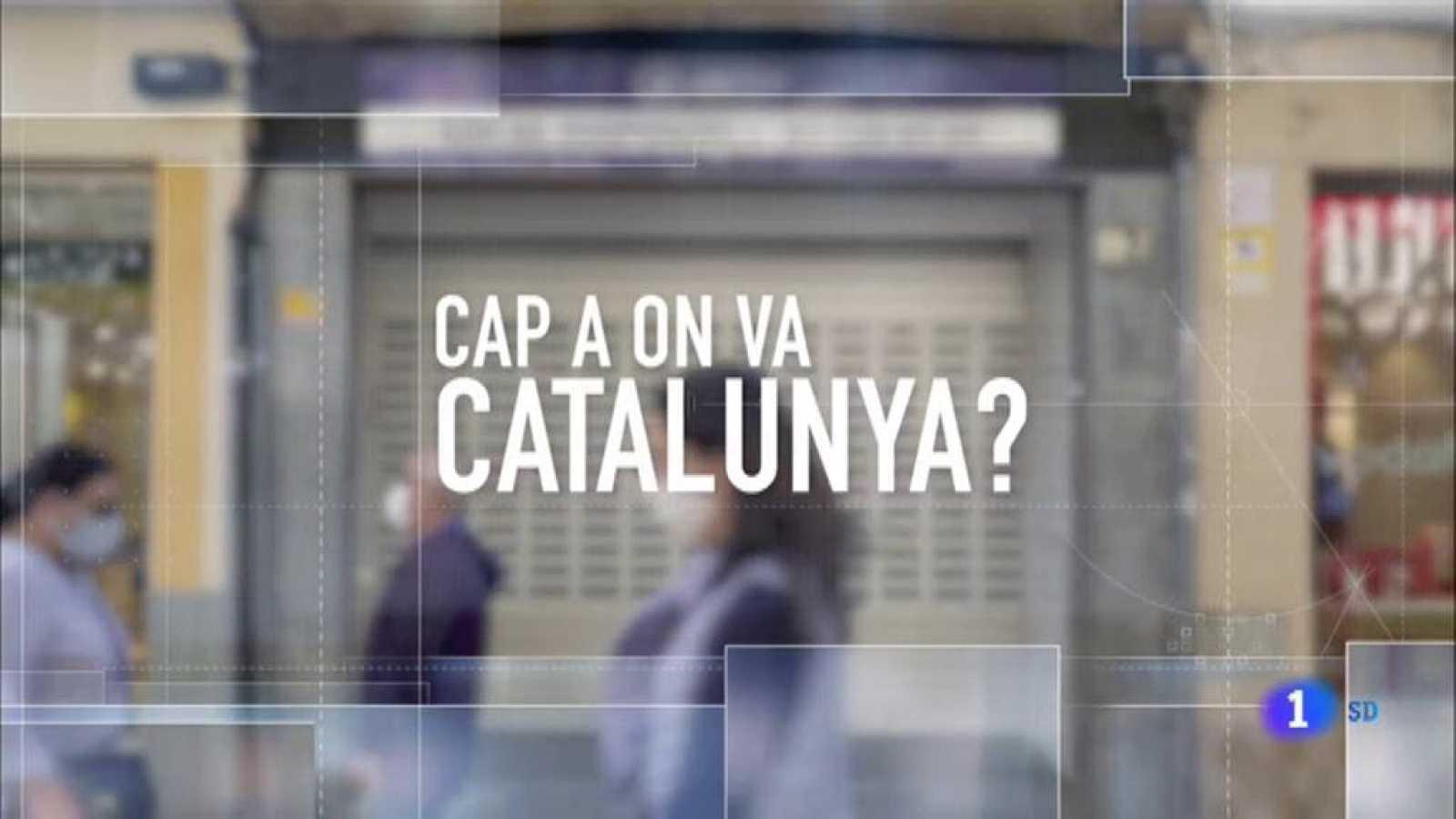 Obrim Fil   Enquesta de l'Ana Boadas al carrer sobre cap a on va Catalunya