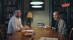 Harari en 'El cazador de cerebros'