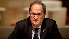 Torra, Puigdemont y Mas recelan del diálogo con el Estado y piden mediación internacional