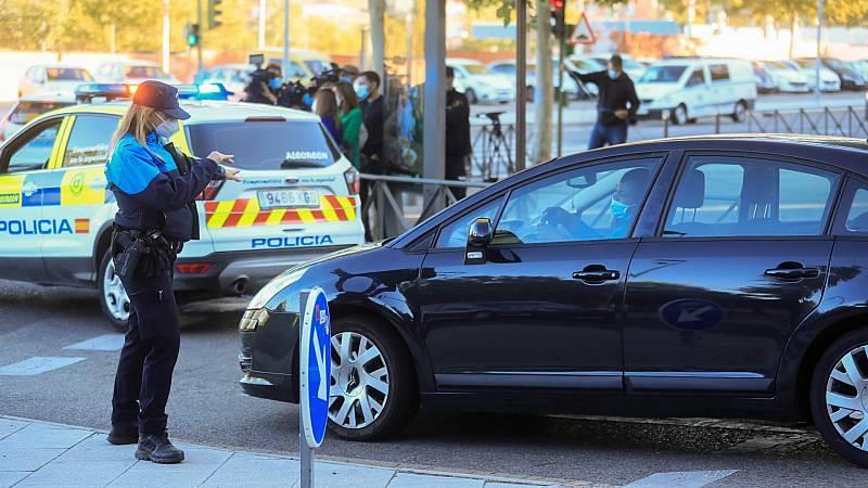 """Sanidad asegura que con el estado de alarma en Madrid las medidas siguen siendo ¿las mismas"""""""