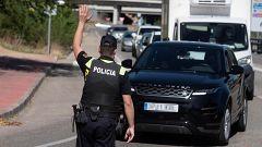 """Marlaska anuncia que 7.000 policías y guardias civiles garantizarán """"de inmediato"""" el estado de alarma"""
