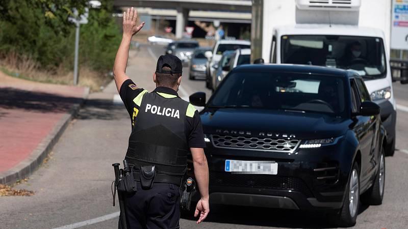 """Marlaska anuncia que 7.000 policías y guardias civiles garantizarán ¿de inmediato"""" el estado de alarma"""