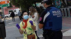 Marlaska advierte de que los agentes podrán multar a quienes se salten el estado de alarma en Madrid