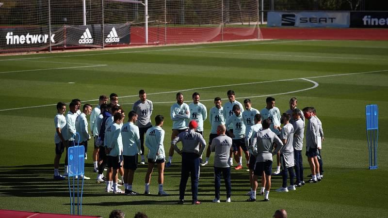 La selección española jugará sin público como local el resto del año