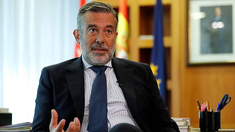 La Comunidad de Madrid estudia recurrir el estado de alarma
