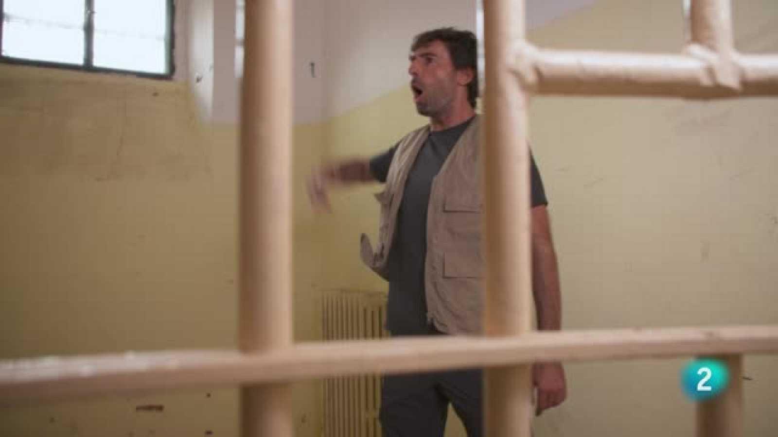 Vídeo promocional del capítol 'Confinats entre barrots' del programa 'Perduts en el temps'