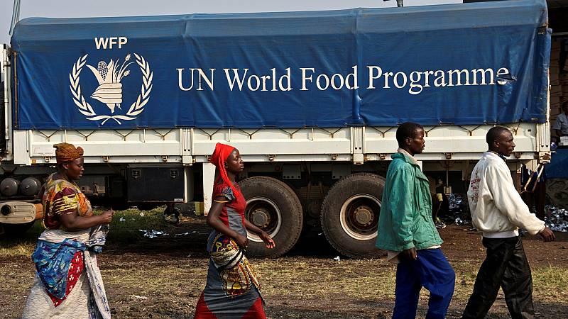 """El Nobel de la Paz 2020: """"El coronavirus ha provocado una pandemia de hambre"""""""