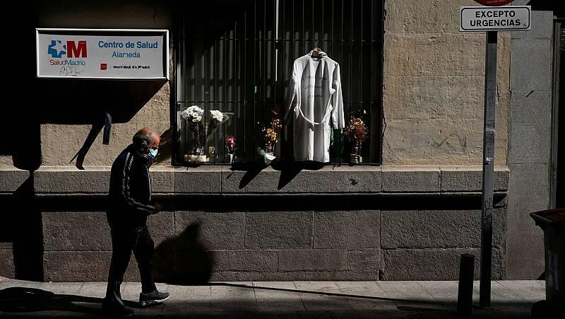 Madrid es la segunda comunidad con más incidencia de coronavirus, aunque las hospitalizaciones se reducen