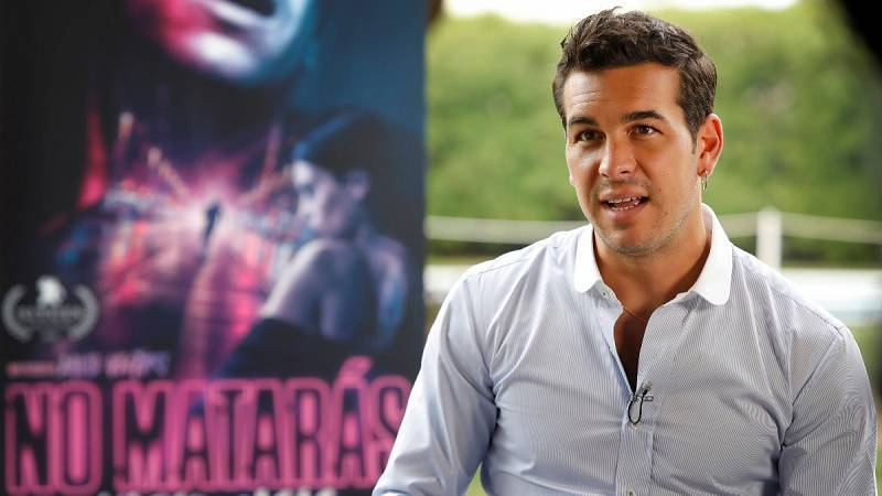 """Mario Casas protagoniza un """"viaje a los infiernos"""" en 'No matarás'"""
