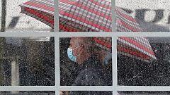 Seis provincias del este peninsular estarán en riesgo por lluvia, viento y olas