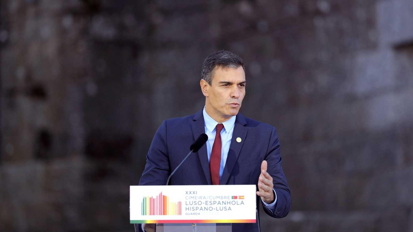 """Sánchez defiende el estado de alarma en Madrid: """"No podíamos quedarnos de brazos cruzados"""""""